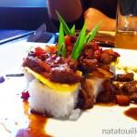 Sushi Lomo Saltado_Asakusa Sushi Bar