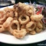 Chicharron de calamar Huarike