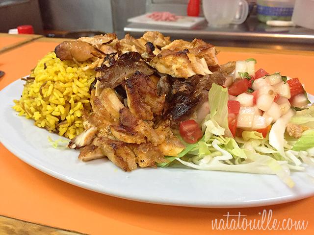 Shawarma al Plato_Shawarma Aladdin