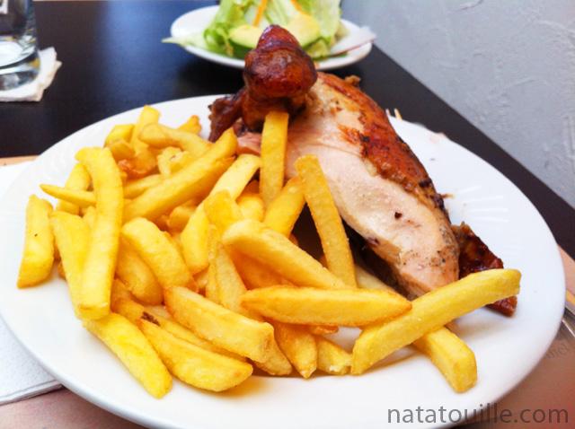 Pollo a la brasa_Villa Chicken