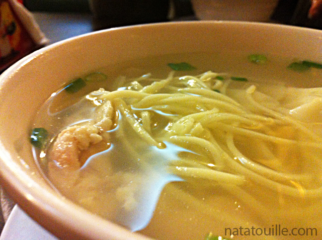 Sopa Wantan_Long Sen