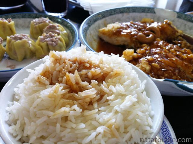 Almuerzo Chifa Chung Yion