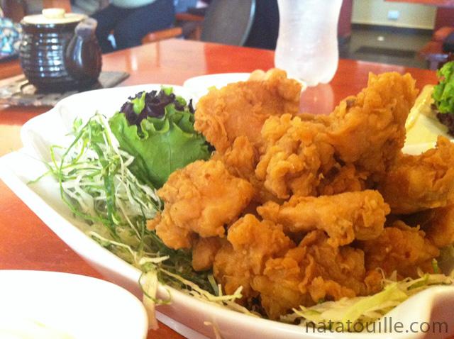 Tori no karage_Edo Sushi Bar