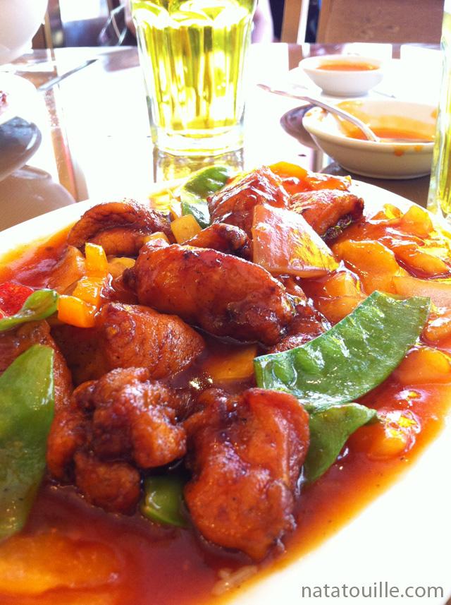 Pollo Crukay_Chifa Ton Kin Sen