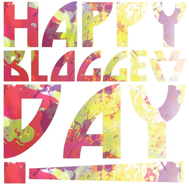 HAPPYBLOGGERSDAY