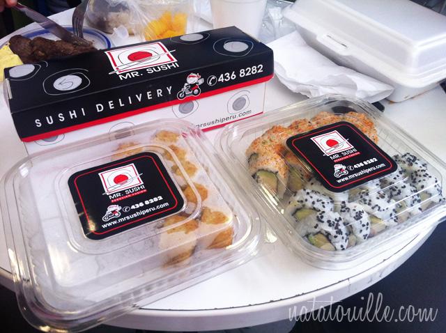 Pedido Mr Sushi_Hellofood