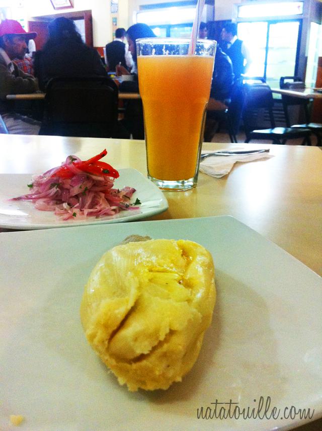 Humitas_Restaurante Salas