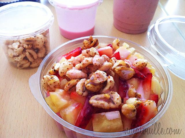 Ensalada de Frutas_Conzumo Desayuno