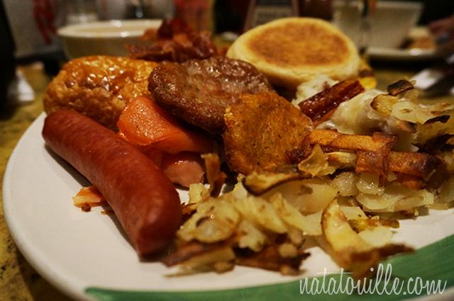 Desayuno en Rio Hotel