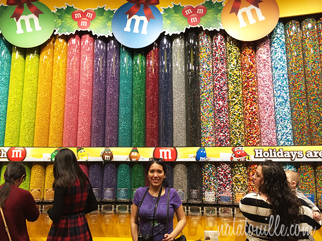M&Ms Store_Las Vegas