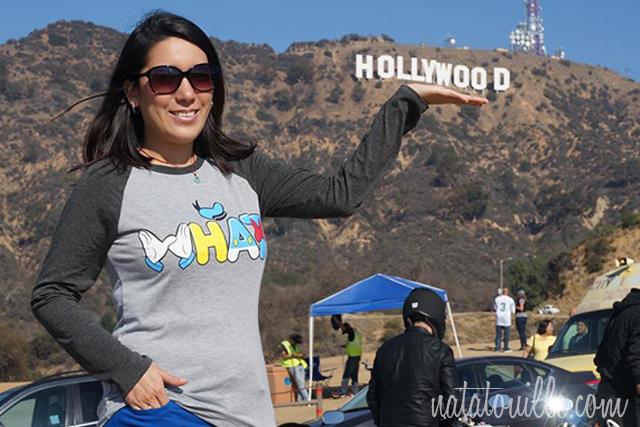 Nat en Hollywood