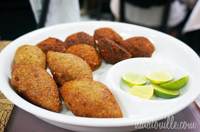 Kibeh y Falafel_Tierra Santa