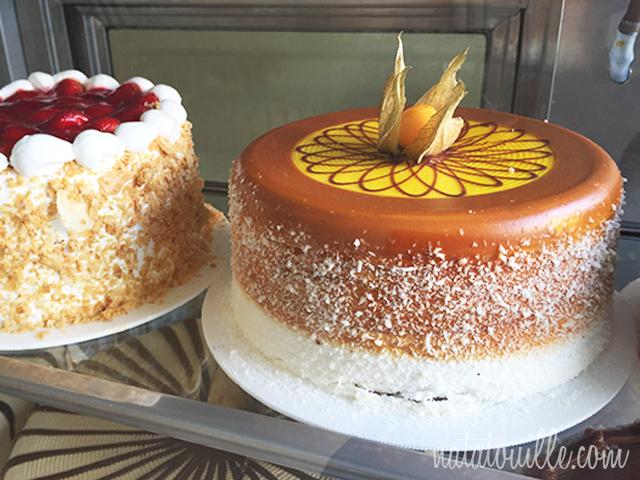 Torta Aguaymanto_D'Candy