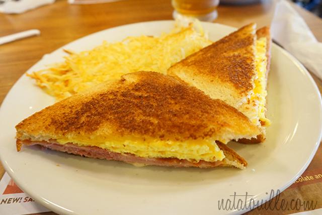 Desayuno Dennys