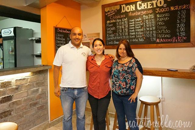 Visita Don Cheto