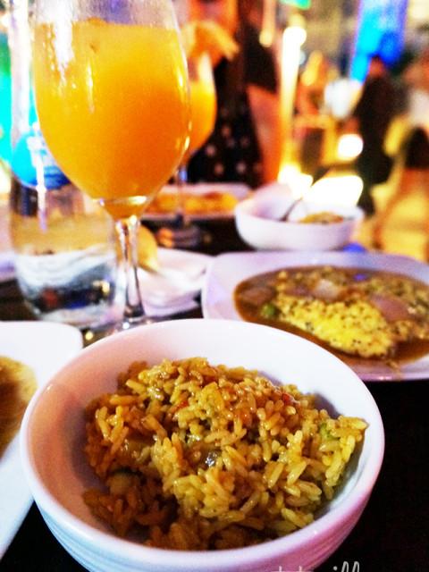 Arroz con Lomo y Langostinos al Curry_Segundo Muelle