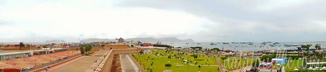 Vista puerto del callao_Tour Callao