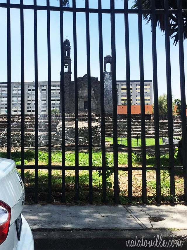 Plaza de las Tres Culturas_CDMX