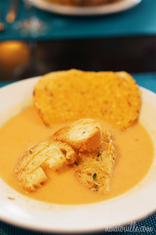 Sopa de Tomate_Decameron Los Cabos