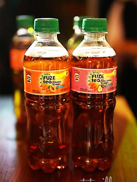 Fuze Tea 2 presentaciones