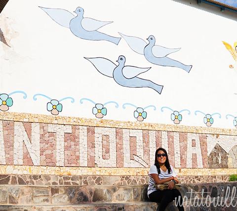 Natatouille en Antioquia