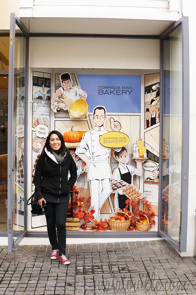 Fachada Dominique Ansel Bakery