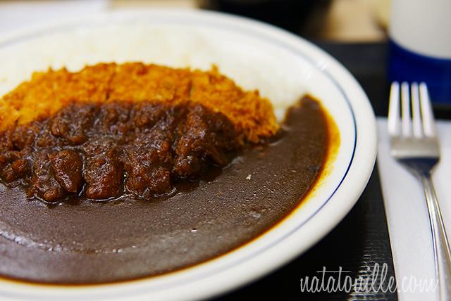 Chicken Katsu con Curry en Katsuya