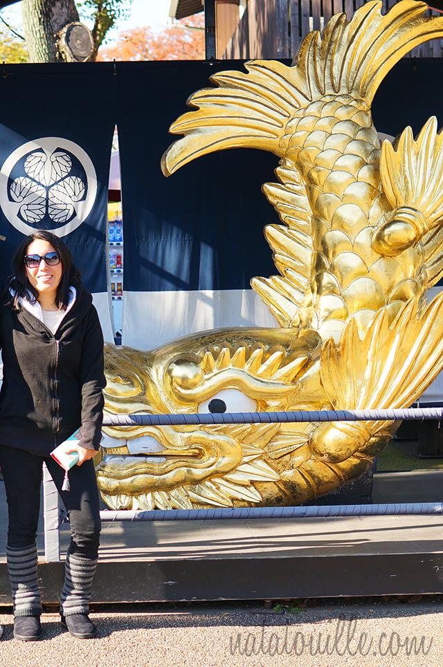 Pez Dorado de Nagoya
