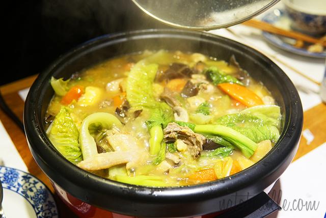 Cacerola de Gallina con verduras_MiJato