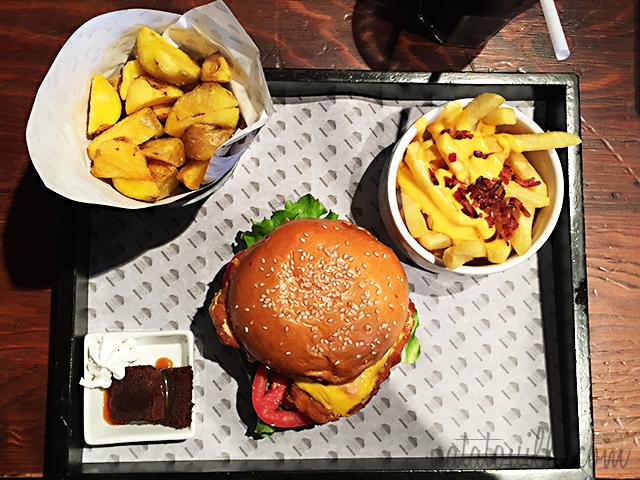 Lucy Lunch en Juicy Lucy
