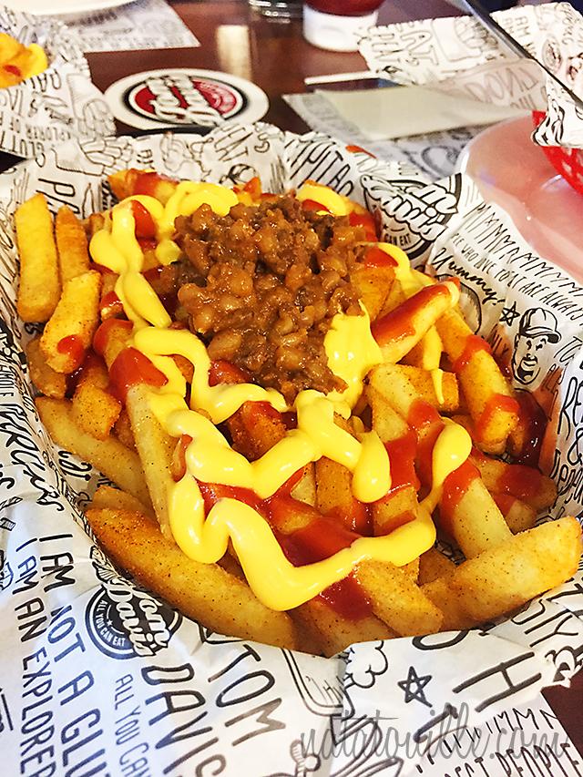 American Fries_Tom Davis