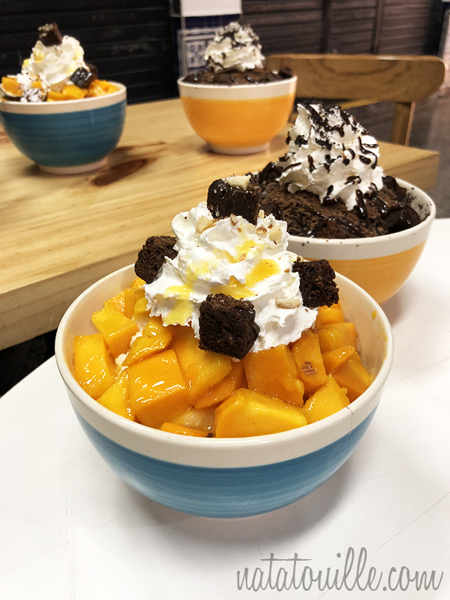 Mango y Choco Bingsu_Mr Bingsu