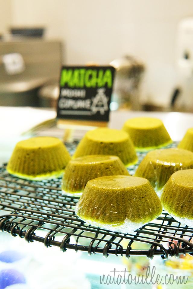 Muffins de Matcha_Yamachan